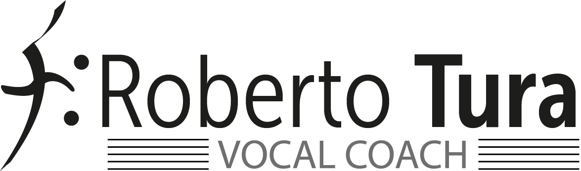 Logo Roberto Tura vocal Coach